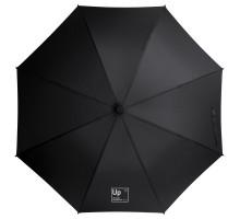 Зонт-трость «Разделение труда. Управгений», черный