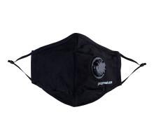 Многоразовая маска с прополисом PropMask, хлопковая, черная