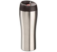 Термостакан Solingen, вакуумный, герметичный, серебристый