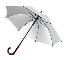Зонт-трость Standard, серебристый