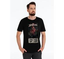 Футболка Spider-Man 153 Sept, черная