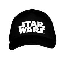 Бейсболка Star Wars, черная
