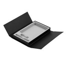 Коробка Three Part под ежедневник, флешку и ручку, черная
