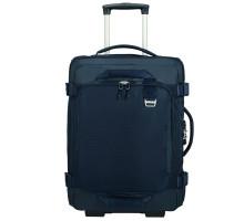 Дорожная сумка на колесах Midtown S, темно-синяя