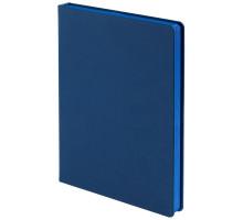 Ежедневник Shall, недатированный, темно-синий