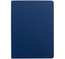 Ежедневник Flex Shall, недатированный, темно-синий