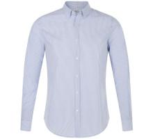 Рубашка мужская Beverly Men, белая с синим