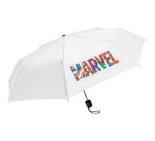 Зонт складной Marvel Avengers, белый