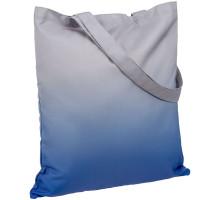 Сумка для покупок Shop Drop, серо-синий градиент