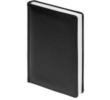 Ежедневник Linen, недатированный, черный