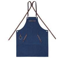 Фартук Craft, синий джинс