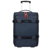 Дорожная сумка на колесах Sonora S, синяя