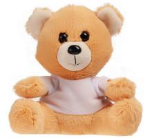 Игрушка «Медвежонок Топтыжка», бежевый