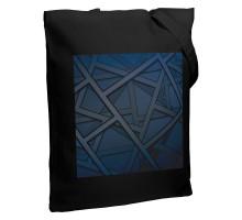 Холщовая сумка Illusion, черная