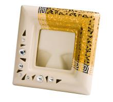 Фоторамка с кристаллами Сваровски