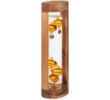 Термометр «Галилео» в деревянном корпусе, неокрашенный