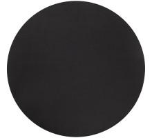 Сервировочная салфетка Satiness, круглая, черная